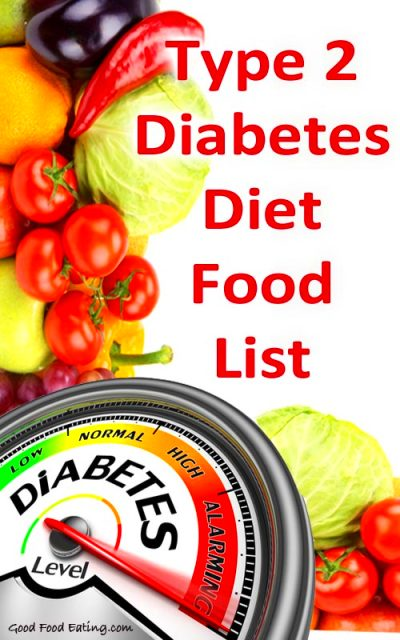 Good And Bad Foods For Diabetics | agcguru.info