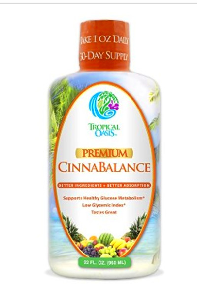 CINNABALANCE - Controlling Your Diabetes