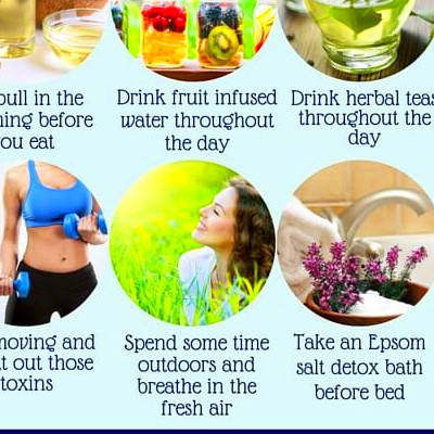 Time To Detox: 21 Warning Signs Your Body Is Overloaded With Toxins - Gut Health Project