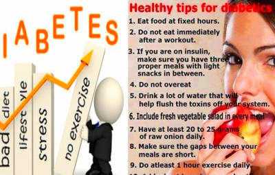 Helpful Tips to Prevent Diabetes - Diabetes