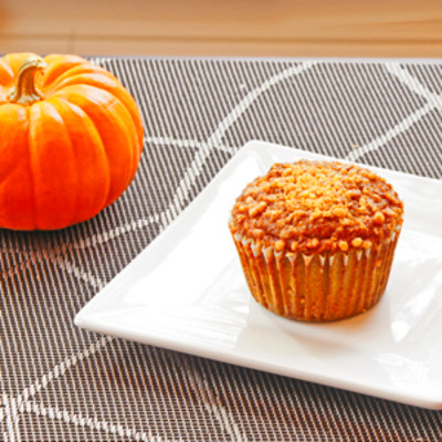 Sugar-Free Pumpkin Muffins and Testing Stevias! | Healthy Indulgences