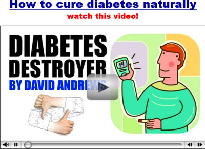 Welcome to How To Cure Diabetes Naturally