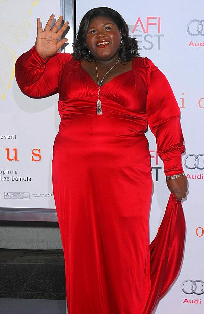 Precious: How unknown actress Gabourey Sidibe is now being tipped for ...