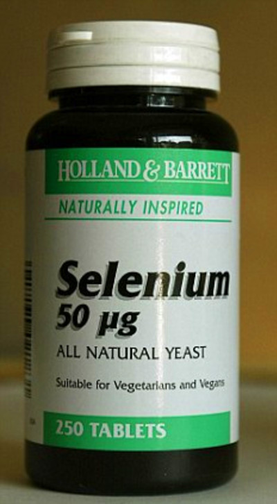 Selenium supplements for healthy hair and nails 'can ...