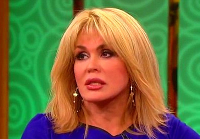 Marie Osmond reveals that she wears a blonde wig to ...