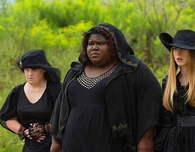 Gabourey Sidibe hits back at cruel weight jibes on Twitter over her ...
