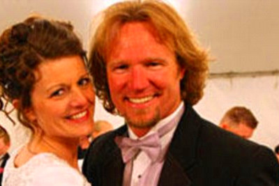 Sister Wives star says SHE decided to divorce husband who then legally ...