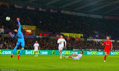 ... earns Brendan Rodgers' Reds vital victory in race for top four berth