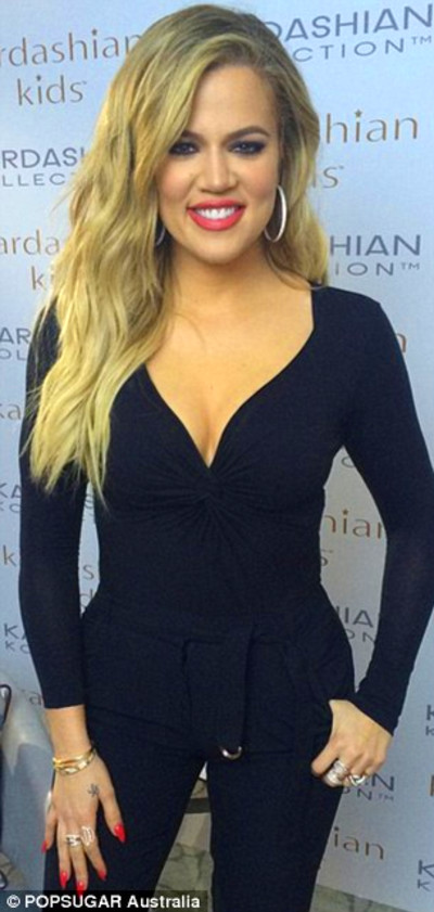 Khloe Kardashian 'wants to create a sexy and wild fitness line' after ...