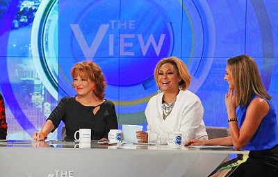 The View's Whoopi Goldberg uses slave dialect to voice her ...