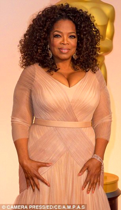 Oprah shares the secrets behind her 26lb weight loss in new issue of O ...