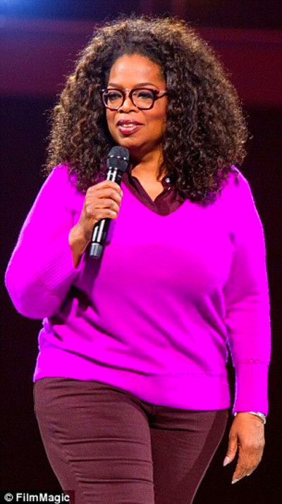Oprah reveals her top dieting tips after 30lb weight loss ...