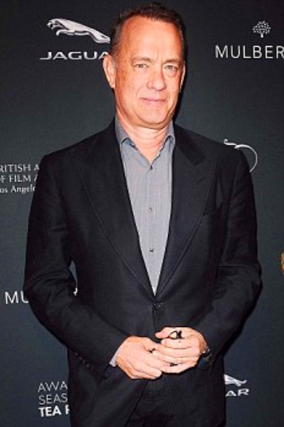 BLOGS OF THE DAY: Tom Hanks says he can treat diabetes by losing weight | Daily Mail Online