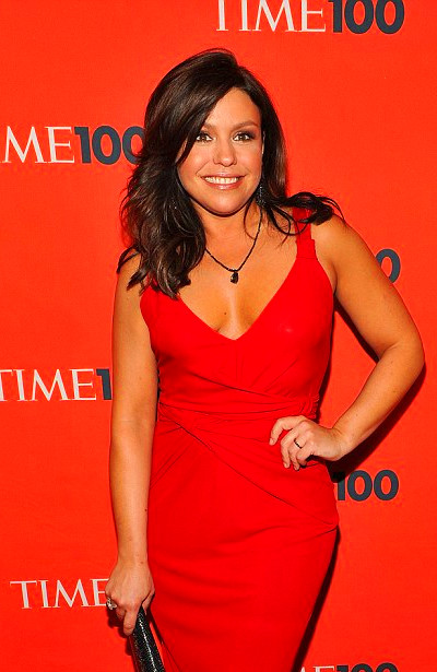 phase: Rachael Ray, seen here in October, cannot lose the extra weight ...
