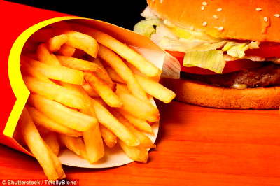 Wrap junk food in plain paper to stop people overeating | Daily Mail Online