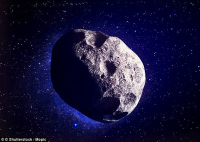China announces plans to create a 'base' on an asteroid | Daily Mail Online