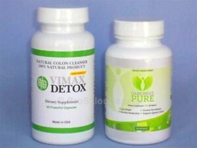 ... Vitamins & Dietary Supplements > Weight Management > Detox & Cleansers