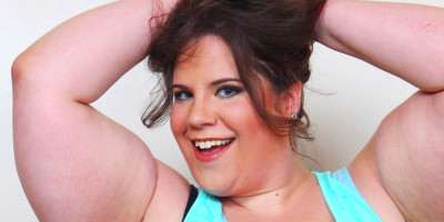 Fat Girl Dancing' Star Whitney Thore Talks About Body Image