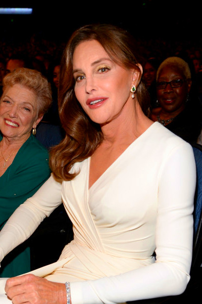 Caitlyn Jenner Stuns In Versace Gown At ESPYs As She Makes Tearful ...