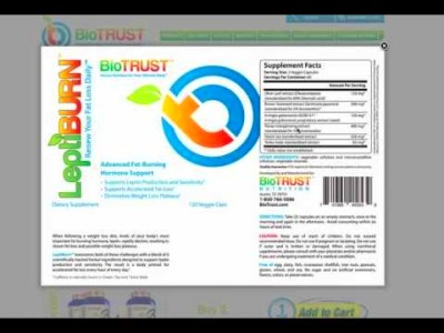 Leptiburndiscount In This Biotrust Leptiburn Review You 39 Ll