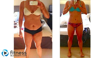 Fitness Blender Before and After Pictures #2 - Weight Loss Pictures ...