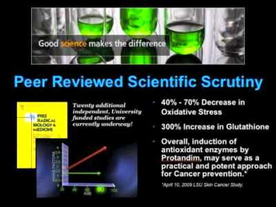 Protandim Review Lecture (2/2) - YouTube