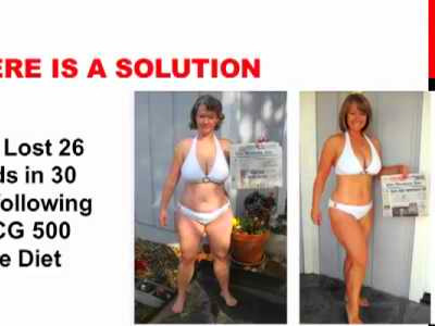 500 Calorie Diet- Safely Use a 500 Calorie Diet - YouTube