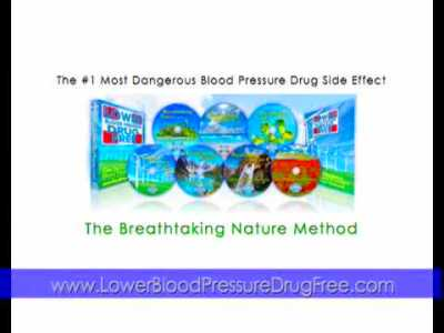 The #1 Most Dangerous Blood Pressure Drug Side Effect - YouTube