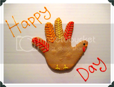 Cup-e-Cake Gang: Happy Gobble Gobble Day!!!