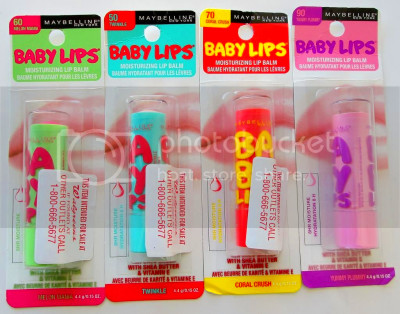 Baby Lips Limited Edition submited images | Pic2Fly