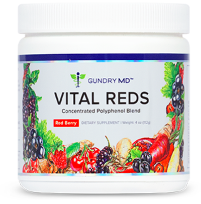 Vital Reds By Gundry MD Review - Natural Weight Loss Supplement Or The ...