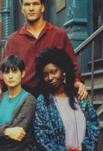 Patrick Swayze REFUSED to star in Ghost unless Whoopi ...