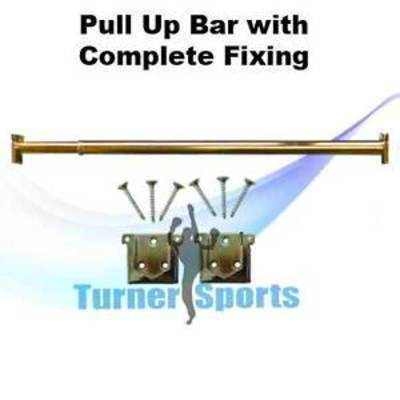 Pull up bar chin up bars Body Building Fitness Exercise | eBay