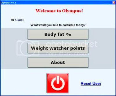 Weight Watchers Software To Calculate Food Value Points with Daily ...
