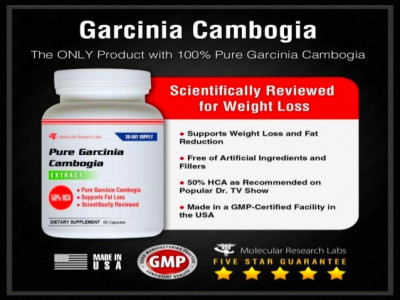 Pure Garcinia Cambogia Extract 95 Hca Natures Science ...