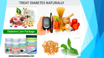 Treat diabetes naturally | Home Remedies & Supplements
