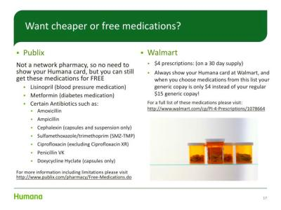 PPT - Humana Pharmacy Solutions: Pinellas County Schools ...