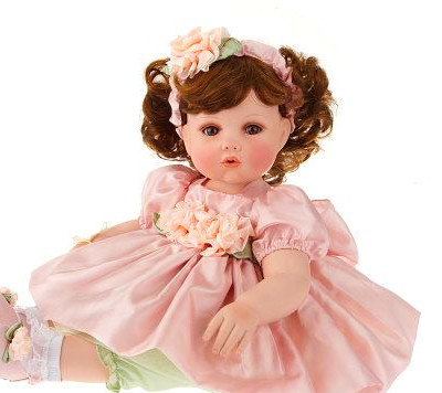 Katelyn Doll by Marie Osmond — QVC.com