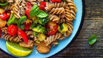 5 Simple Steps to a Healthy Pasta Dinner | Everyday Health