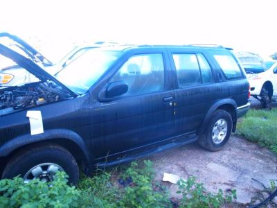 Used 1999 Nissan Pathfinder Engine Accessories Throttle ...