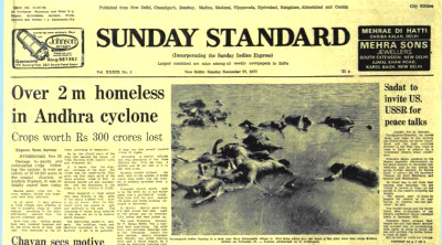 November 27, 1977, Forty Years Ago: Cyclone Toll | The ...