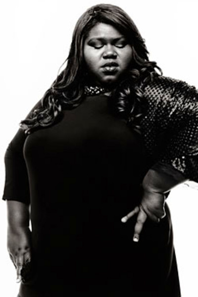 Gabby Sidibe Makes an Astonishing Debut in 'Precious' -- New York ...