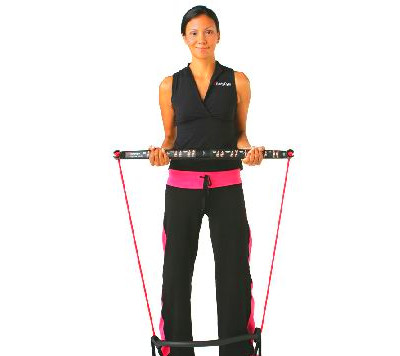 BodyGym Portable Home Gym Resistance System — QVC.com