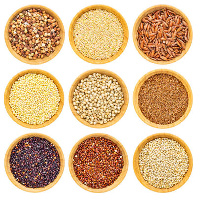 Quinoa, Farro, Amaranth, & Other Ancient Grains You Should Try | Shape Magazine