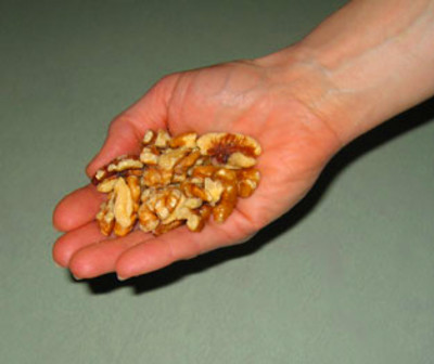 Does a Handful of Nuts Equal an Ounce? | POPSUGAR Fitness
