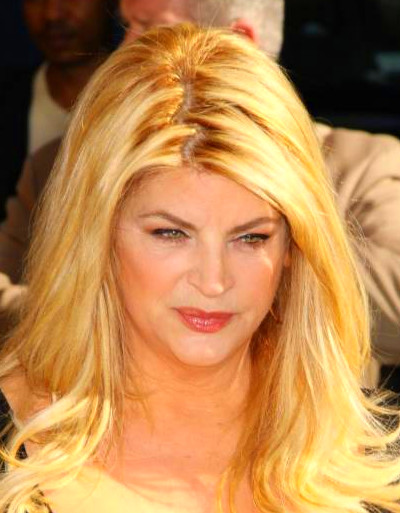 fat actresses photos: Kirstie Alley Show
