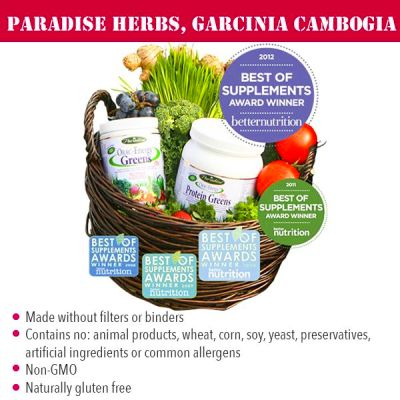 Paradise garcinia cambogia is a concentrated extract of the highest ...