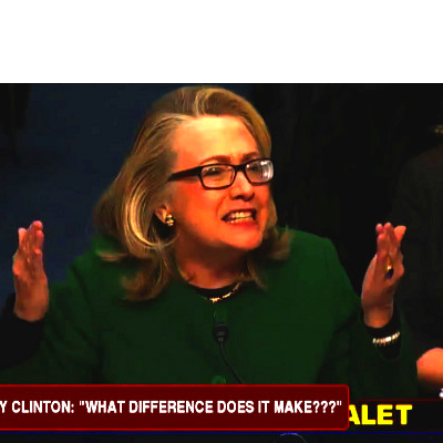 Chirbit - Hillary Clinton: What difference does it make ...