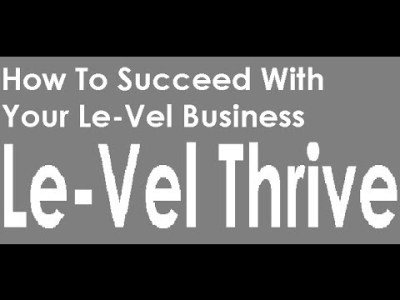 Level Thrive | Le-vel Thrive Reviews