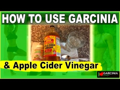 How To Use Garcinia Cambogia And ORGANIC Braggs Apple ...